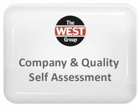 The West Group - Company & Quality Self Assessment