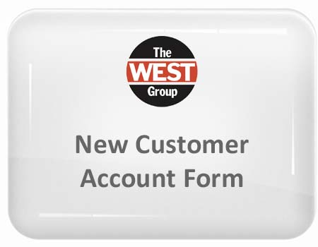 The West Group New Customer Account Form