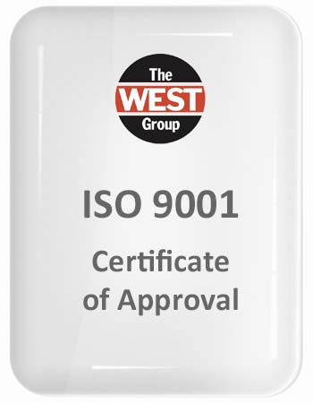 The West Group - ISO 9001